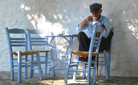 George Lizardos   Folegandros