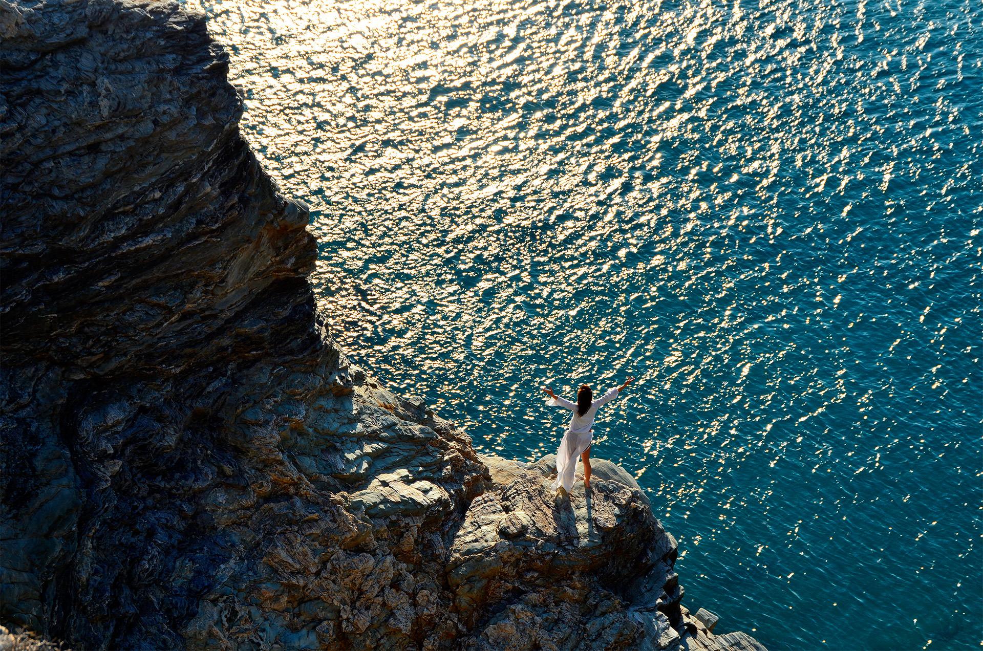 George Lizardos | Folegandros