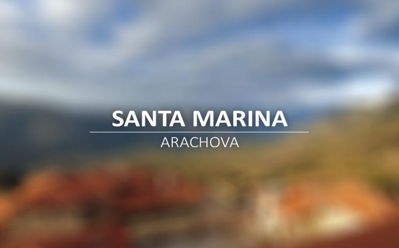 Santa Marina Arachova