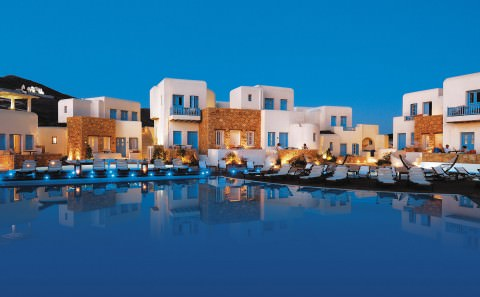 Chora Resort Folegandros