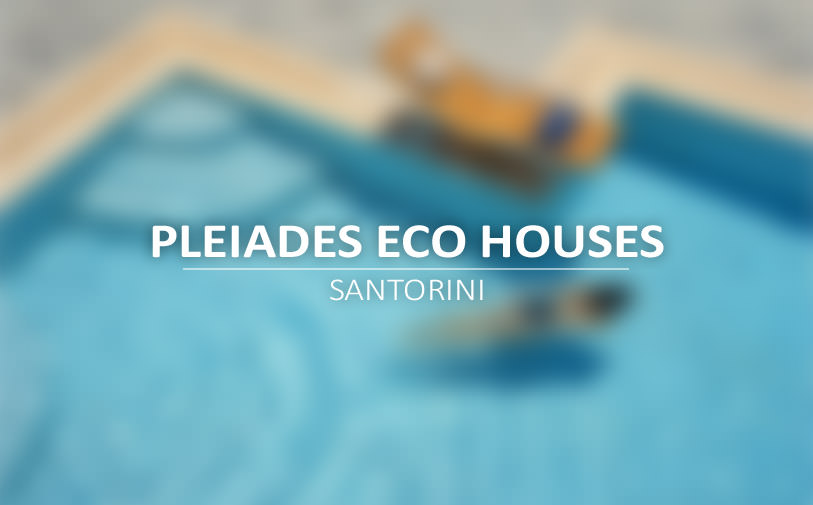 Pleiades Eco Houses Santorini