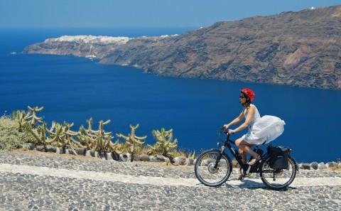 Pleiades Santorini