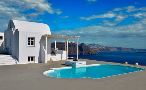 George Lizardos | Mythique | Santorini